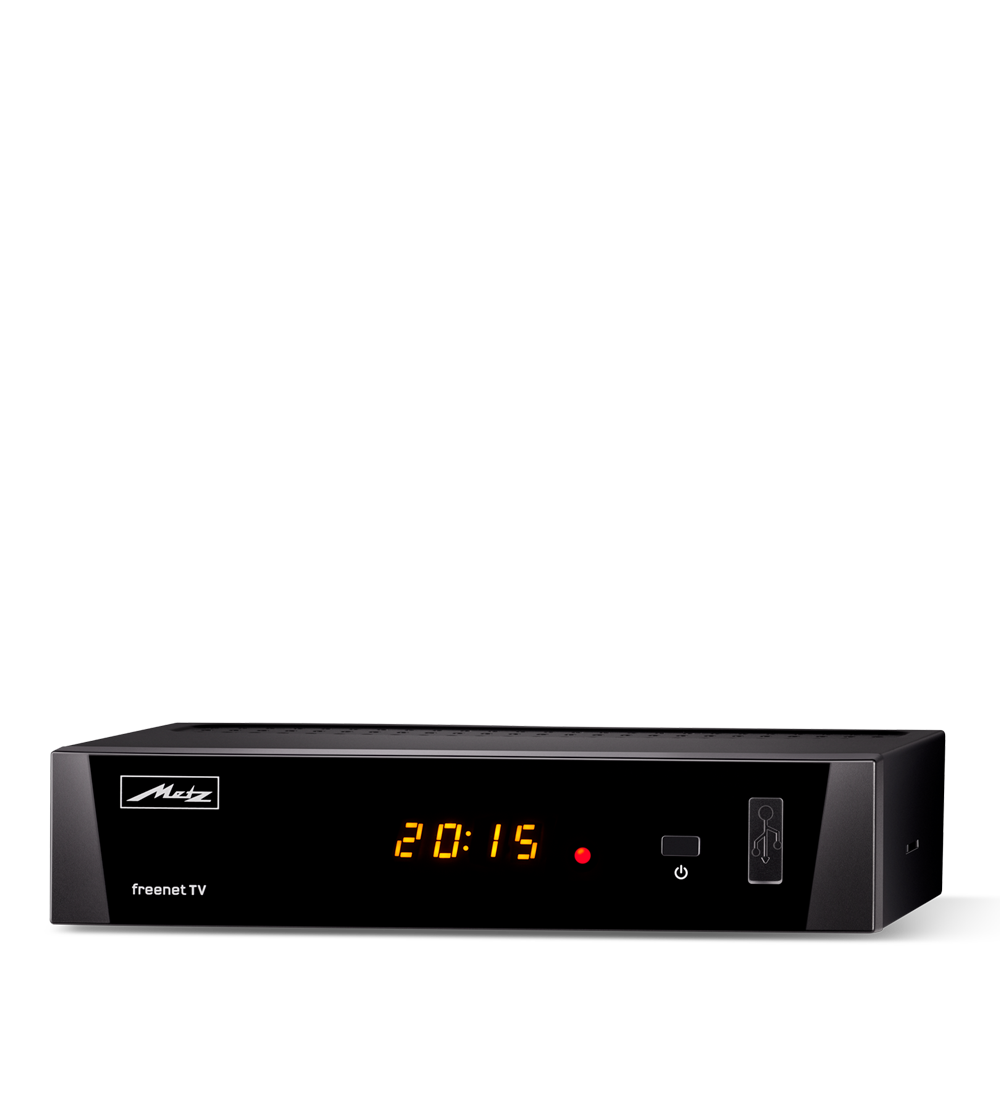 metz consumer electronics dvb t2 hd receiver. Black Bedroom Furniture Sets. Home Design Ideas
